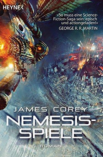 Corey, James S. A.: Nemesis-Spiele