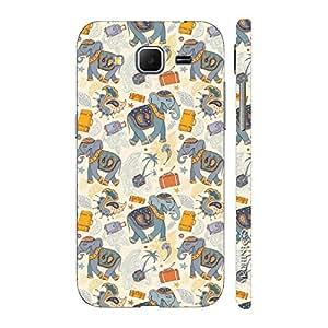 Enthopia Designer Hardshell Case Grand Traveller Back Cover for Samsung Galaxy Core Prime