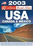 Collins Road Atlas: USA, Canada and M...