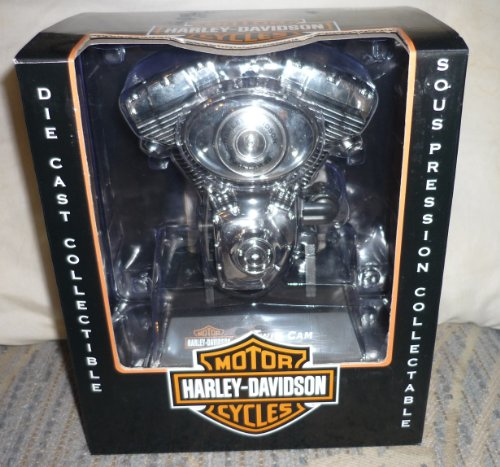 1/4 Harley Davidson Twin Cam 88 Engine TES4557