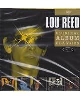 Original Album Classics : Rock'N'Roll Animal / Rock'N'Roll Heart / Street Hassle / The Bells / Growing Up In Public (Coffret 5 CD)