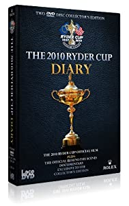 2010 Ryder Cup: Diary and Official Film (Collector's Edition)