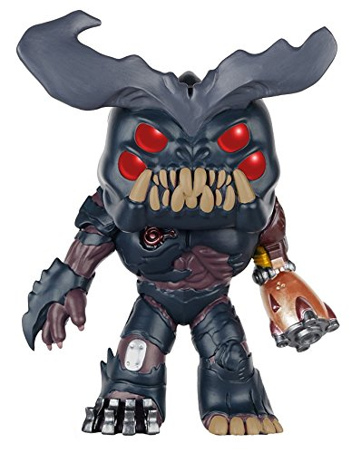 Funko POP Games: Doom - Cyberdemon Action Figure, 6""