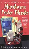 img - for Murderers Prefer Blondes (Paige Turner Mysteries) by Amanda Matetsky (1-Jul-2003) Mass Market Paperback book / textbook / text book