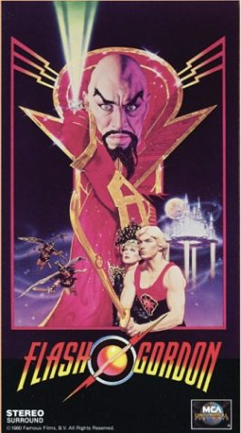 Flash Gordon [vhs] Picture