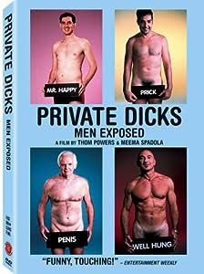 Private Dicks: Men Exposed [DVD] [1996] [Region 1] [US Import] [NTSC]