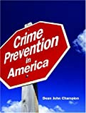 Crime Prevention in America