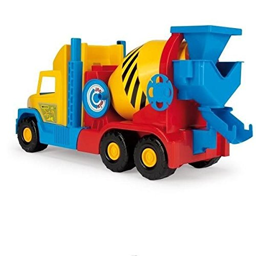 Wader Super Trucks: Cement Mixer - 1