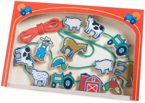 Farm Lacing Beads - 1
