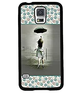 Printvisa 2D Printed Girly Designer back case cover for Samsung Galaxy S5 SM - N900I / N900F - D4278