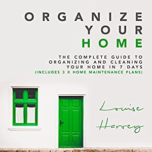 Organize Your Home Audiobook