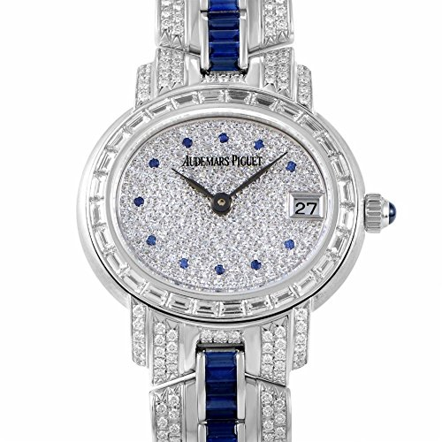 Audemars Piguet Millenary (Ladies) automatic-self-wind white womens Watch (Certified Pre-owned)