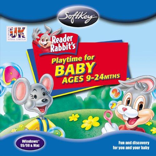 Reader Rabbit: Playtime for Baby (9 - 24mths)