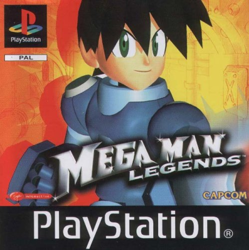 Mega Man Legends (PS)