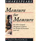 Book Review on Measure for Measure: Complete & Unabridged by William Shakespeare