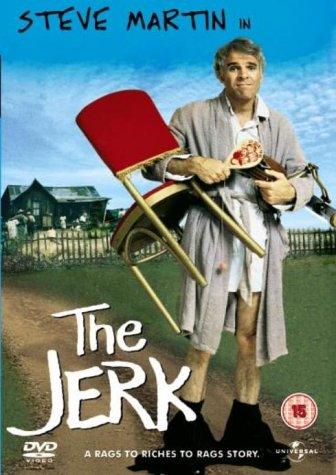 The Jerk Cover
