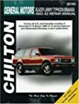 GM Blazer/Jimmy/Typhoon/Bravada   198...