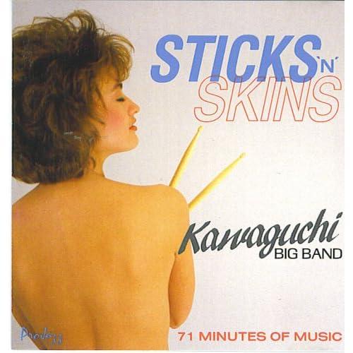 Sticks N Skins Kawaguchi Big Band Music