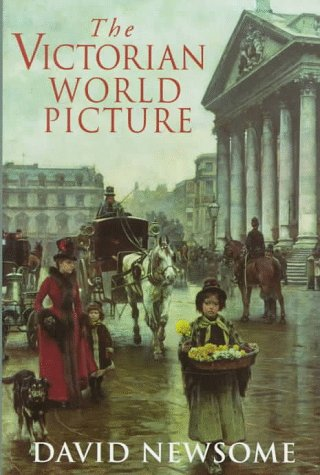 The Victorian World Picture: Perceptions and Introspections in an Age of Change, DAVID NEWSOME