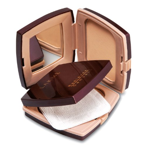 Lakme Radiance Compact - Natural Pearl, 9G (Pack Of 2)