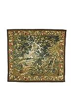 L'Eden del Tappeto Alfombra Arazzo Multicolor 190 x 205 cm
