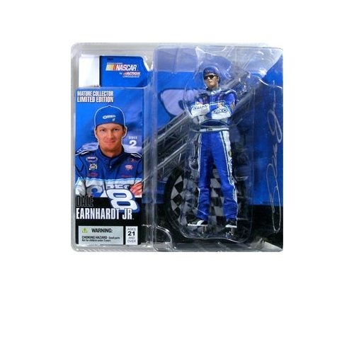 McFarlane Nascar Series 2 Hobby Edition Dale Earnhardt Jr. Action Figure