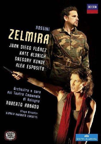 Zelmira: Teatro Comunale Di Bologna (Abbado) [DVD] [2012]