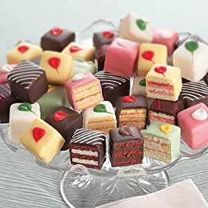 Amazon.com : Traditional Petit Fours - Gourmet Frozen