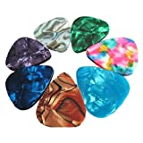 20pcs Thin Guitar Picks 0.46mm / 0.71mm (0.71mm)