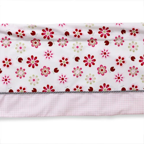 "Li\'l Kids - ""L is for Ladybug"" Valance - 1"