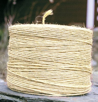 Twine Sisal 10 Pound Roll About 3000 Feet Long
