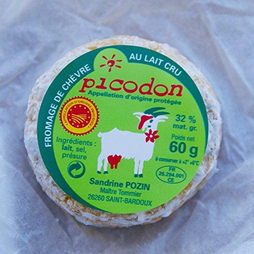 シェーブルチーズ 小さな山羊のチーズ「ピコドン」  チーズ 60g フランス産