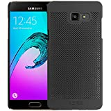 DMG Ultra Thin Dotted Protective Highwire Back Cover Case For Samsung Galaxy A7 2016 A710 (Black)