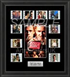 FIGHT CLUB FRAMED FILM CELL MEMORABILIA