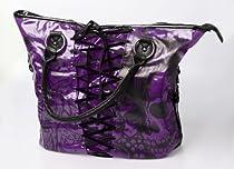 Iron Fist American Nightmare Bag Purse (Purple)