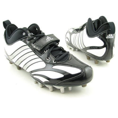 f453966bdc6 ADIDAS Reggie II Superfly Football Cleat Shoe Black Men