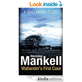 Wallander's First Case (Kindle Single)