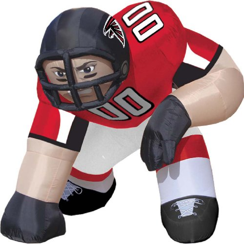 Buy Low Price Inflatable Images Atlanta Falcons Bubba Inflatable Lawn Decoration Figure (B002NSZXMW)