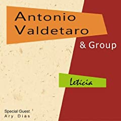 Album Leticia by Antonio Valdetaro