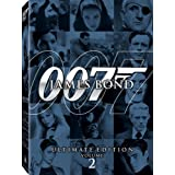 James Bond Ultimate Edition - Vol. 2 (A View to a Kill / Thunderball / Die Another Day / The Spy Who Loved Me / Licence to Kill) ~ Pierce Brosnan