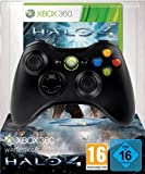 Xbox 360 Wireless Controller + HALO 4 Bundle