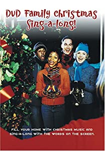 Dvd Family Christmas Sing-a-long from DVD International