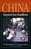 img - for China beyond the Headlines book / textbook / text book