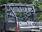 SuperATV Polaris Ranger Fullsize 500/700/800 Scratch Resistant Rear Windshield (See details for fitment!)