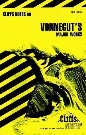 Cliffsnotes Vonnegut's Major Works (Cliffs Notes), THOMAS R. HOLLAND