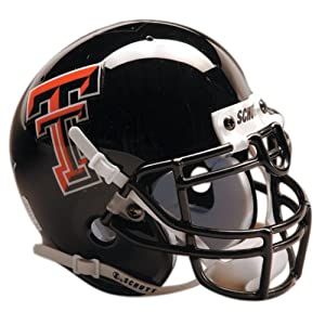 Schutt Collectible Mini Football Helmet (Texas Tech)