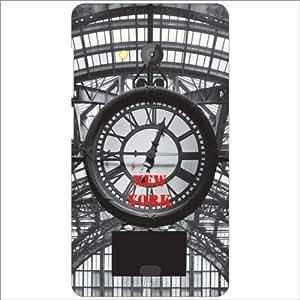 Microsoft Lumia 540 Dual SIM Back Cover - Time Clock Designer Cases
