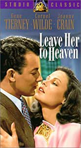 Leave Her to Heaven [VHS]