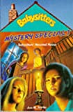 Mystery Special: Babysitters' Haunted House No. 1 (Babysitters Club Mysteries) (0590137379) by ANN M. MARTIN