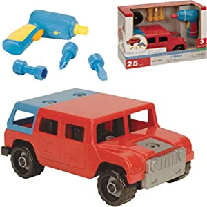 Battat Take-A-Part Vehicle 4x4 (Old Model)